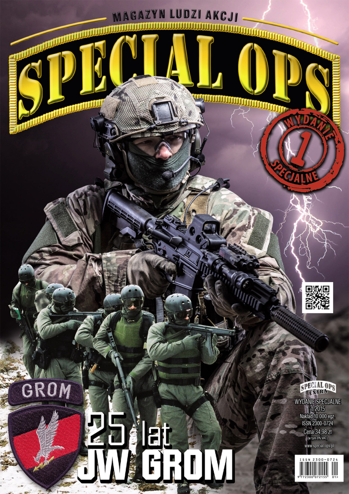Special OPS 25 lat GROM